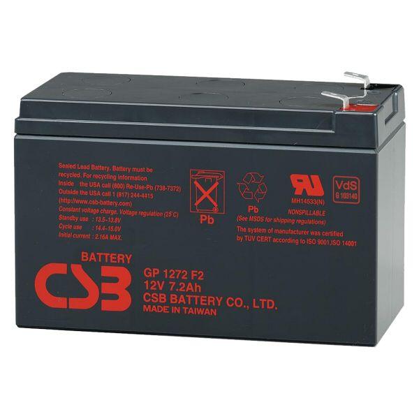 CSB 12 V 7.2 AH Akü